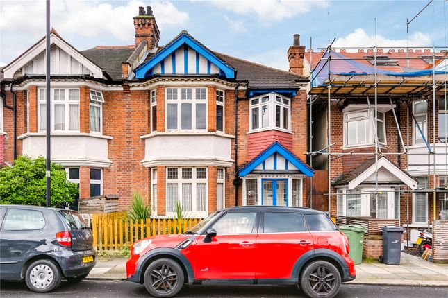 Thumbnail Detached house for sale in Downton Avenue, London