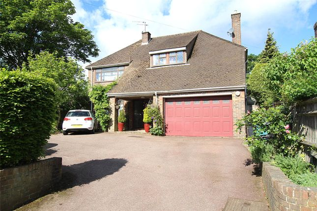 Thumbnail Detached house for sale in Clarence Road, St. Albans, Hertfordshire