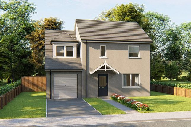Thumbnail Detached house for sale in Portstown Road, Inverurie