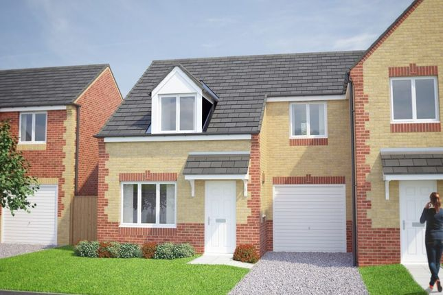 Semi-detached house for sale in Durham Road, Middlestone Moor, Spennymoor