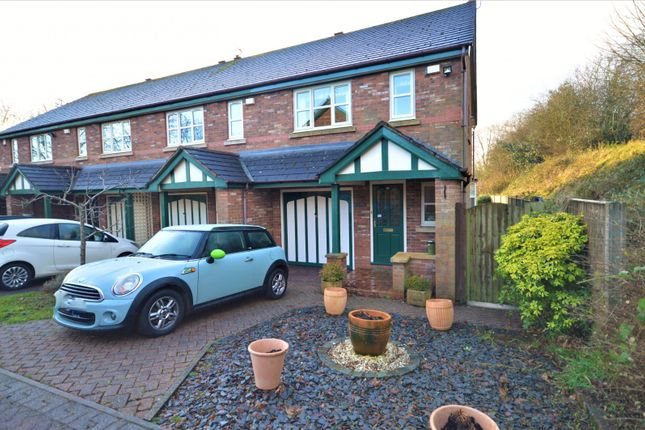 Thumbnail Mews house to rent in Field Side Close, Mobberley, Knutsford