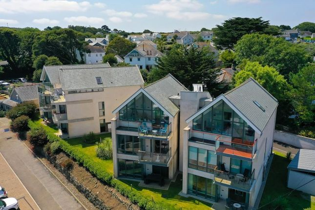 Thumbnail Flat for sale in Cordyline Croft, The Belyars, St. Ives, Cornwall