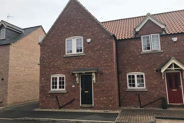 Thumbnail Detached house to rent in King Henry Chase, Bretton, Peterborough