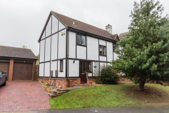 Thumbnail Detached house for sale in Waterloo Way, Irthlingborough, Wellingborough