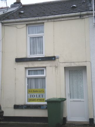 Thumbnail Terraced house to rent in Catherine Street, Aberdare