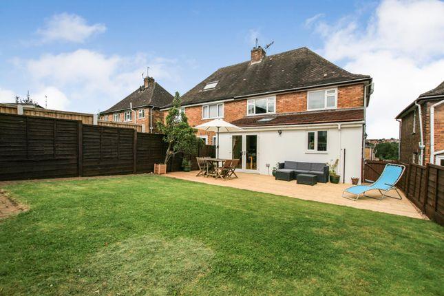 Thumbnail Semi-detached house for sale in Fletcher Avenue, Dronfield, Derbyshire