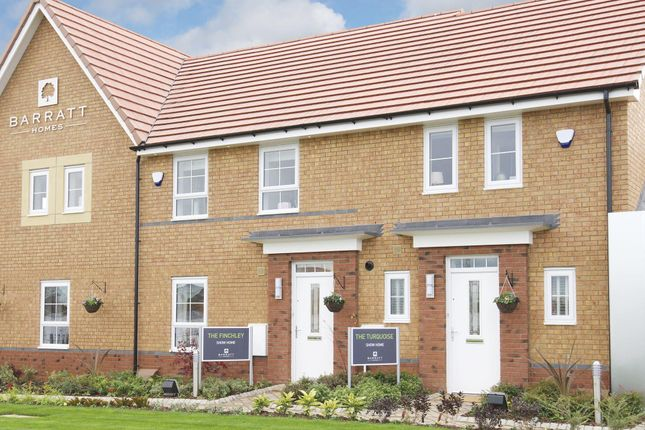 """Thumbnail Terraced house for sale in """"Finchley"""" at Helme Lane, Meltham, Holmfirth"""