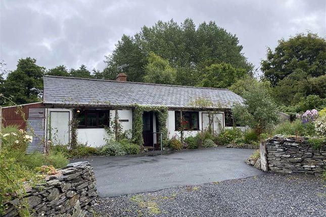 Thumbnail Detached bungalow for sale in Llandygwydd, Cardigan, Ceredigion