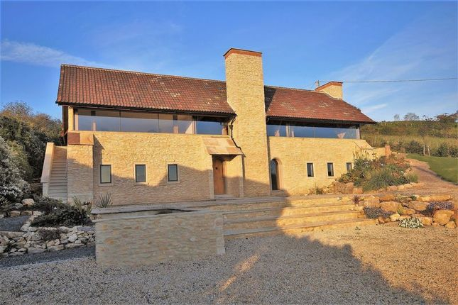 Thumbnail Property for sale in Wells Road, Westbury Sub Mendip, Wells