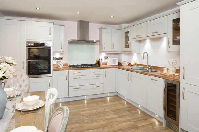 """Thumbnail Detached house for sale in """"Reigate"""" at Summerleaze Crescent, Taunton"""