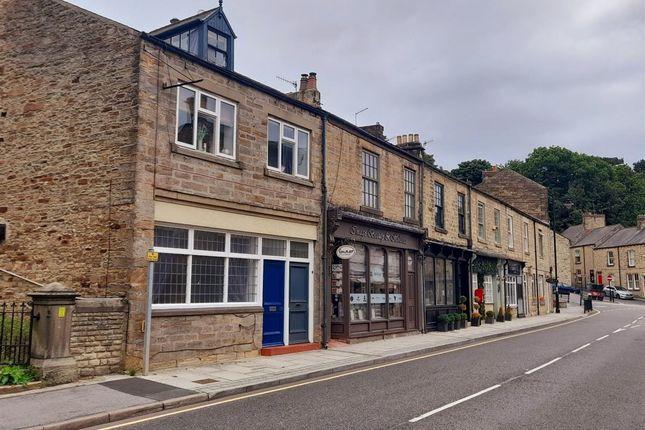 Thumbnail Maisonette for sale in Front Street, Shotley Bridge, Consett