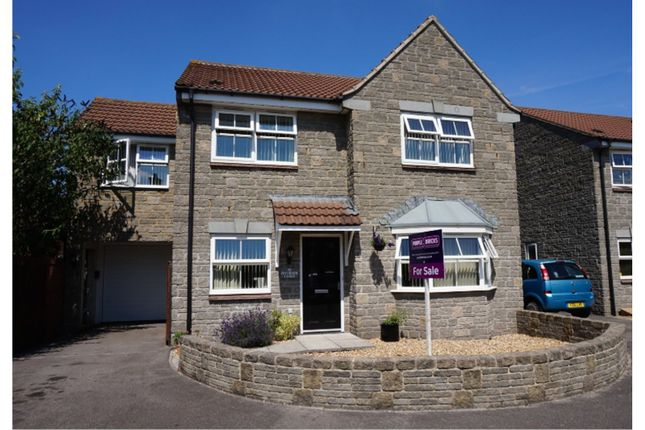 Thumbnail Detached house for sale in Riverside Close, Weston-Super-Mare