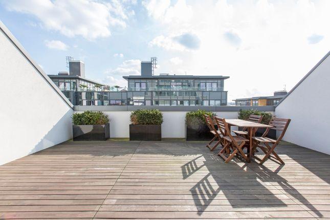 Thumbnail Flat to rent in One Riverside, Eastfields Avenue, London