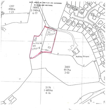 Thumbnail Land for sale in Totnes Road, Abbotskerswell, Newton Abbot