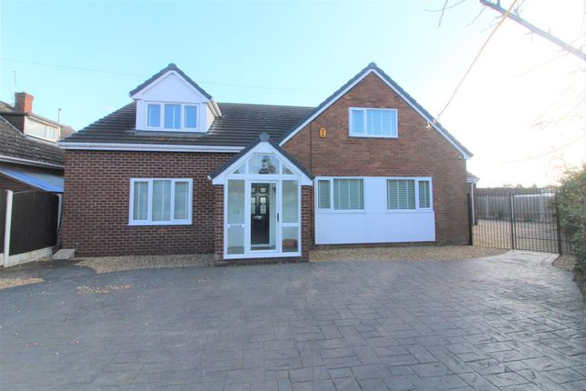 Thumbnail Detached house for sale in Meadows View, Marford, Wrexham