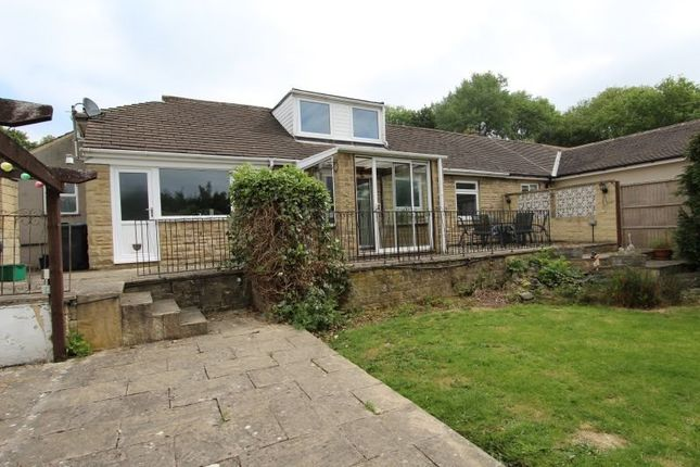 Thumbnail Semi-detached bungalow to rent in Hawksley Drive, Darley Dale, Matlock