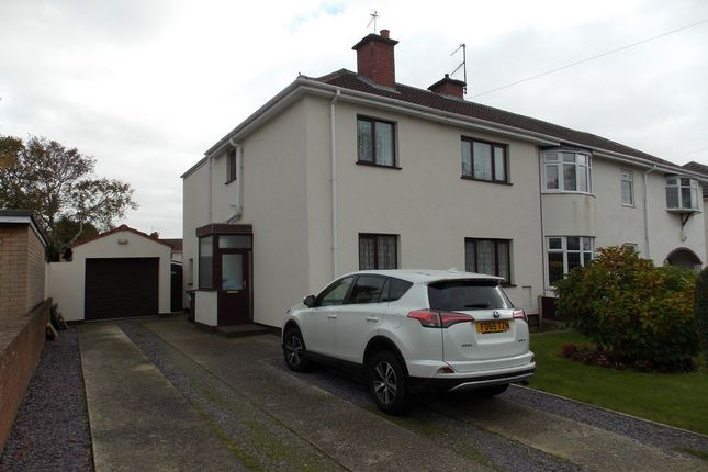 Thumbnail Semi-detached house for sale in Coningsburgh Road, Edenthorpe, Doncaster