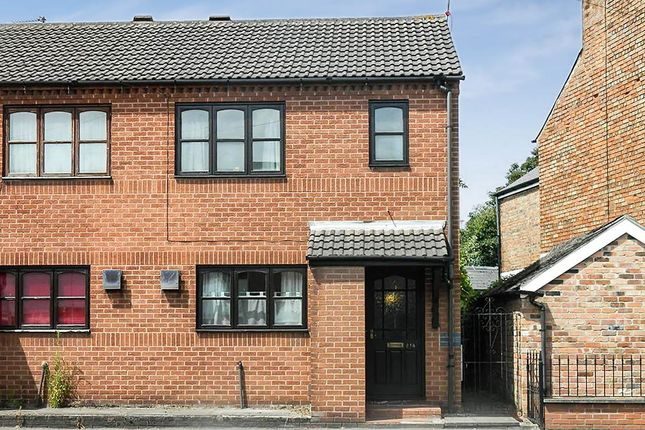 Thumbnail Semi-detached house to rent in Mansfield Road, Derby