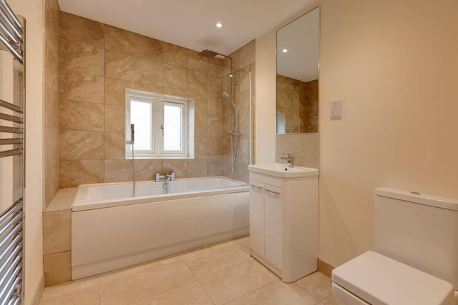 Family Bathroom of Plot 12, 1 Park View Mews, Sheffield S8