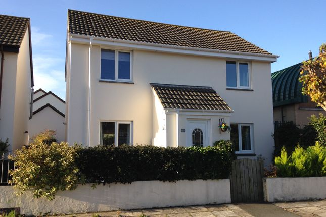 Thumbnail Detached house for sale in Capern Close, Braunton