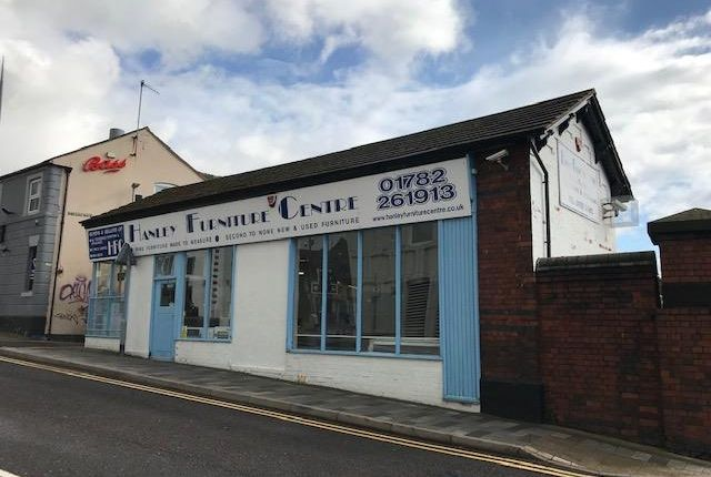 Thumbnail Retail premises for sale in Clough Street East, Stoke-On-Trent, Staffordshire
