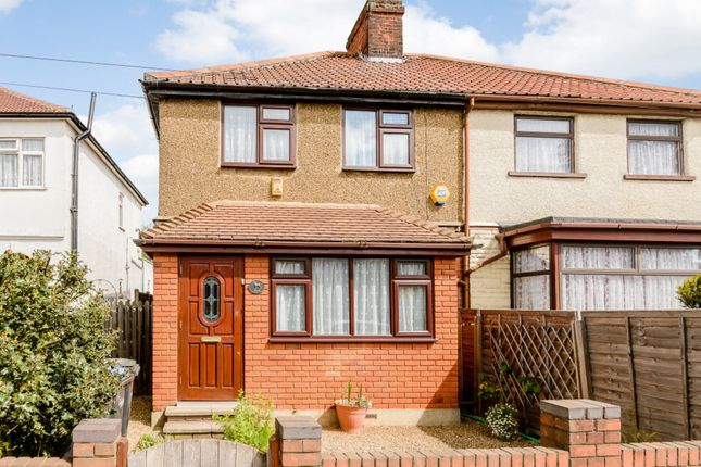 Thumbnail Semi-detached house for sale in 254 Green Street, Enfield, London