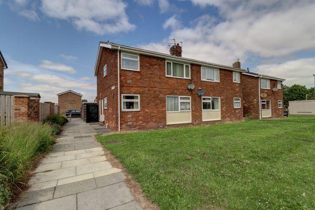 1 bed flat for sale in Kent Close, Ashington NE63