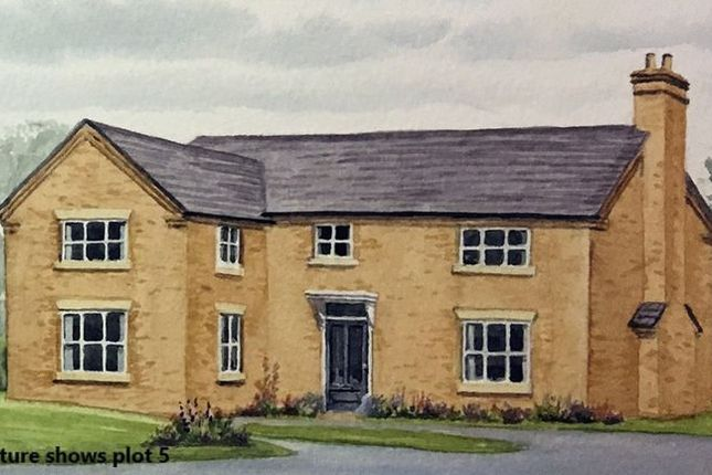 Thumbnail Detached house for sale in Plot 5, Pave Lane, Chetwynd Aston, Newport