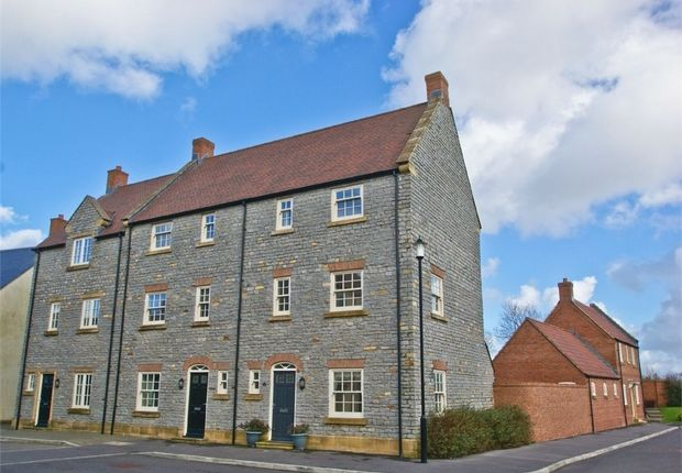 4 bed end terrace house for sale in Blandford Road, Shepton Mallet