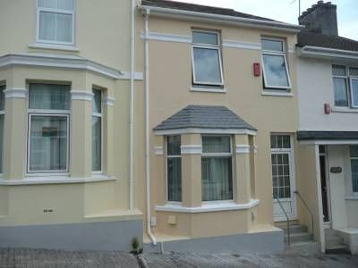 Thumbnail Terraced house to rent in Maristow Avenue, Plymouth