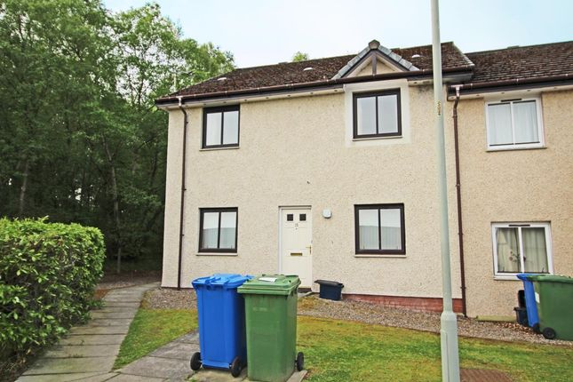 Thumbnail Flat to rent in Woodlands View, Inverness