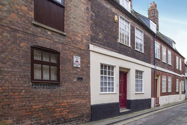 Thumbnail Terraced house for sale in Priory Lane, King's Lynn