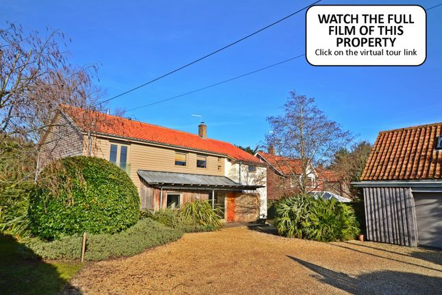 Thumbnail Detached house for sale in Main Road, Brancaster Staithe, King's Lynn