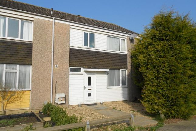 Thumbnail Terraced house to rent in Thornton Place, Horley
