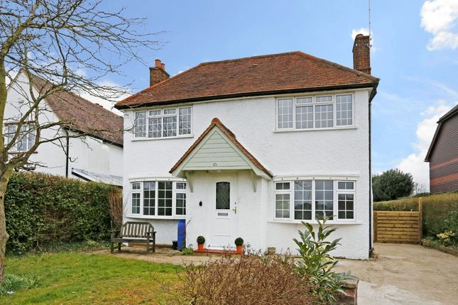 Thumbnail Detached house to rent in Orchard Road, Seer Green, Beaconsfield