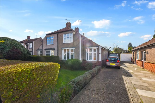 3 bed semi-detached house for sale in Grace Avenue, Bexleyheath