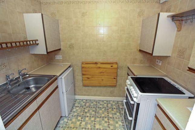 Kitchen of Homegarth House, Leeds LS8