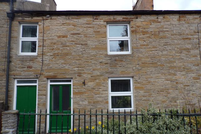 Thumbnail Terraced house for sale in Leadgate, Allendale, Hexham