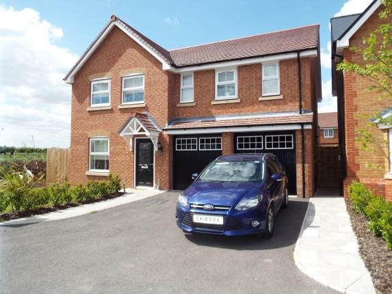 Thumbnail Detached house for sale in Fallow Field, Honeybourne, Evesham, Worcestershire