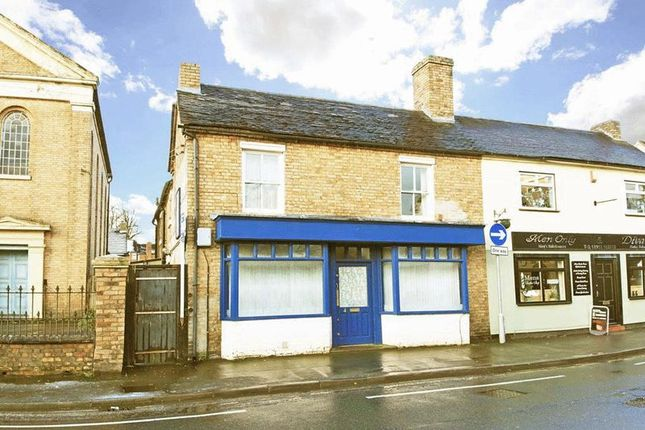 Commercial property for sale in Burnthall, Court Street, Madeley, Telford