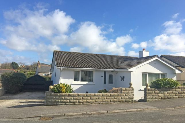 Thumbnail Detached house for sale in 1 Bellever Parc, Camborne, Cornwall