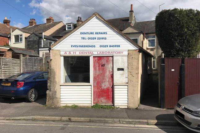 Retail premises for sale in 45 Hartlands Road, Fareham, Hampshire
