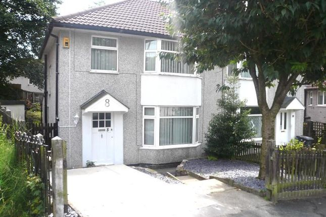 Thumbnail Semi-detached house to rent in Romiley Crescent, Bolton