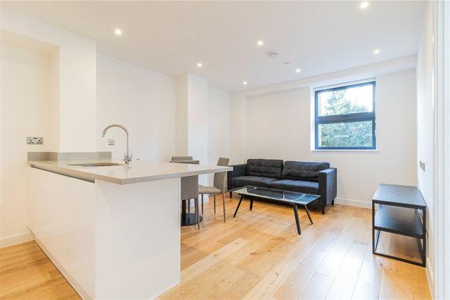 Studio for sale in Dolphin Bridge House, Rockingham Road, Uxbridge UB8
