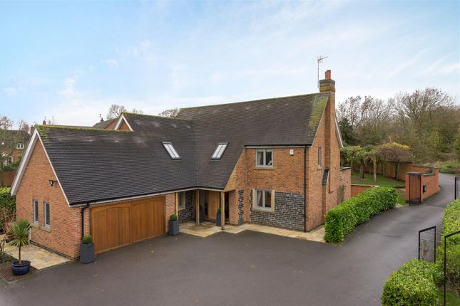 Thumbnail Detached house for sale in Hardy Court, Seagrave, Loughborough