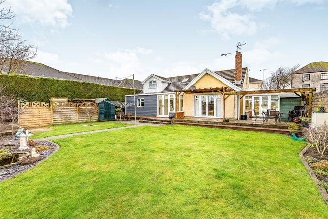 Thumbnail Detached bungalow for sale in Coity Road, Bridgend