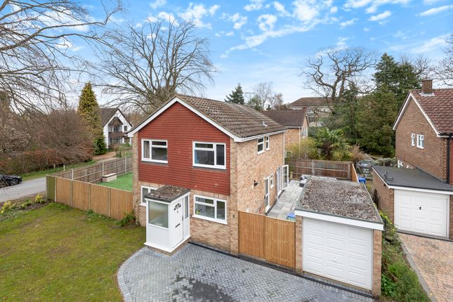 Thumbnail Detached house for sale in Graylands Close, Horsell, Woking