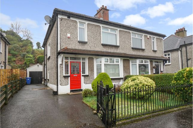Thumbnail Semi-detached house for sale in Galwally Park, Belfast