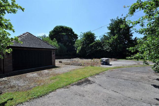 Thumbnail Land for sale in Goostrey Lane, Twemlow Green, Holmes Chapel, Crewe