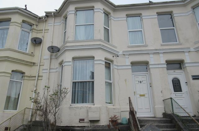 Thumbnail Flat to rent in Neath Road, St. Judes, Plymouth